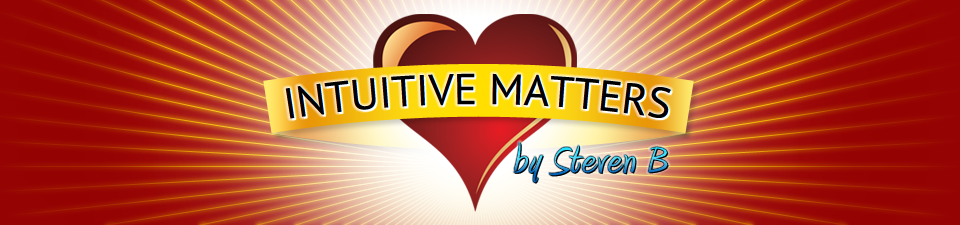 Intuitive Matters by Steven B