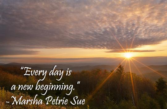 A New Beginning - 05-19-2013