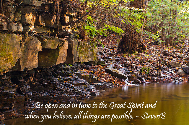 All Things Are Possible 4-11-2013