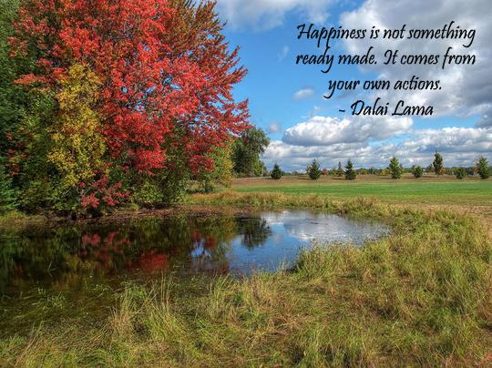 happiness - 3-18-2013