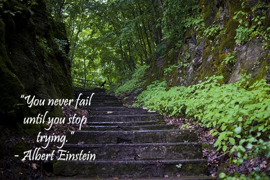 You Never Fail - 7-18-2013