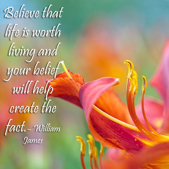 Life is worth living - 8-15-2013