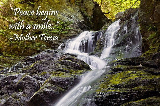 Peace Beings with a Smile - 9-15-2013