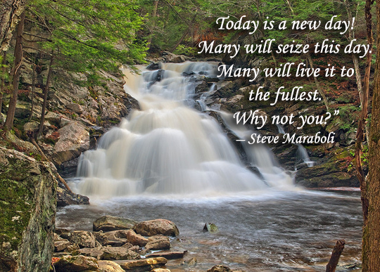 Today is a New Day - 9-29-2013