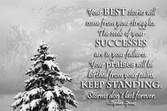 Keep Standing - 5-27-2014