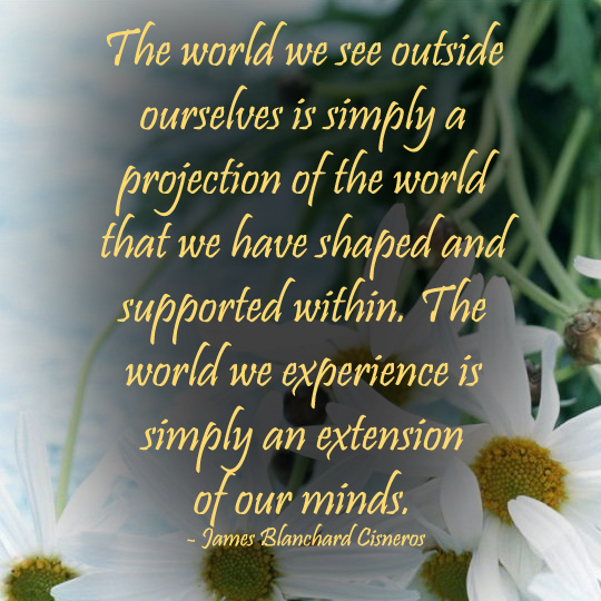 Life Experience and Perception - 8-14-2014
