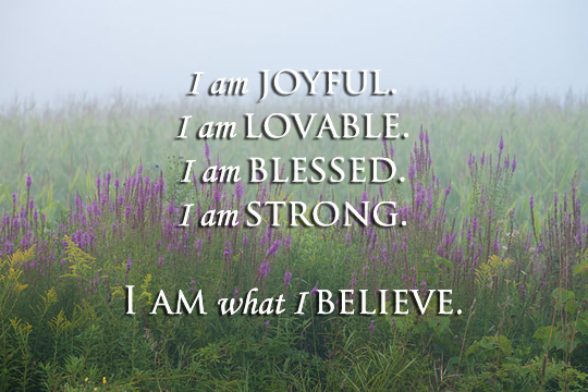 I Am What I Believe - 1-13-2015
