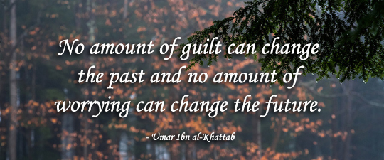 No Amount of Guilt - 1-13-2015