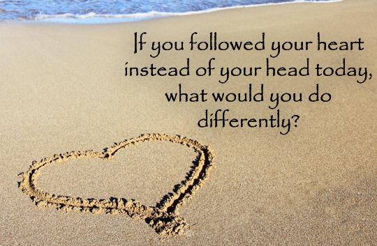 Follow Your Heart - 3-12-2015