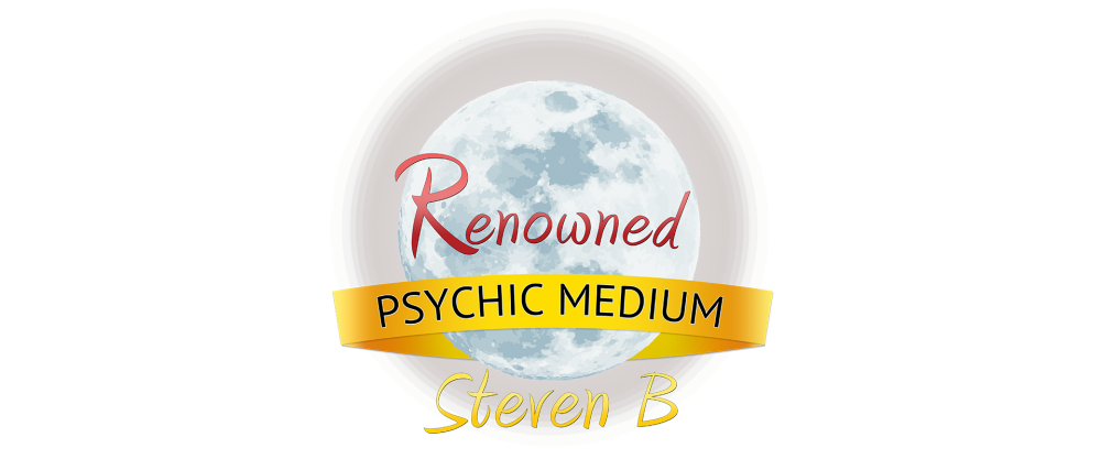 Renowned Psychic Medium Steven B